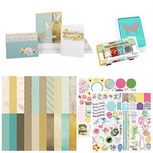 Picture of Easter Card Kit